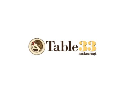 propuesta logotipo table 33
