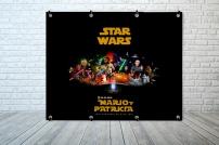Photocall 250x200cm_star wars